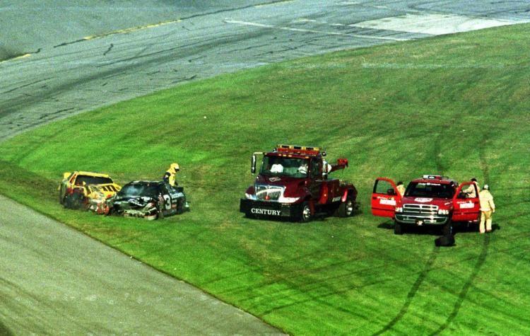 Incidente Earnhardt Schrader