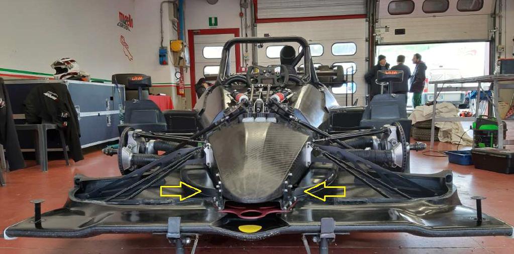 Staffe Metalliche Ligier
