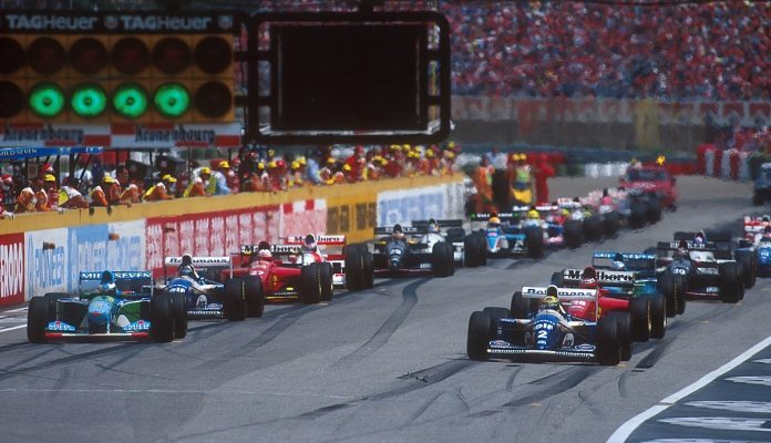 DENTRO AL WEEK-END DI IMOLA 1994: UN'ESCALATION DI PAURA