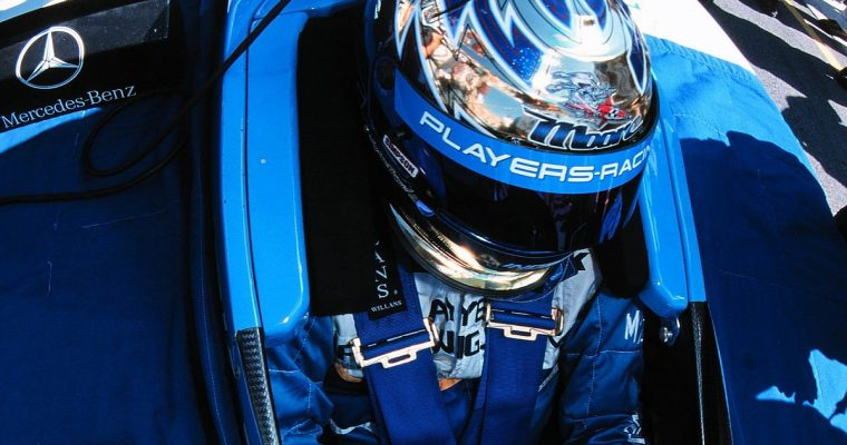 Greg Moore: Red Gloves Rules.