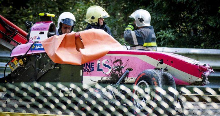 L'indagine FIA sulla morte di Hubert: questione di prospettiva.